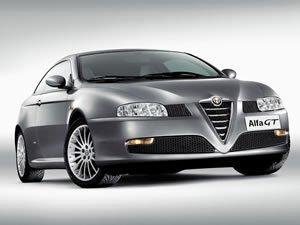 2001 Alfa Romeo GT V6