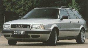 1991 Audi 80 2.8e V6 Quattro - 0-60mph, 0-100mph & 1/4 ...